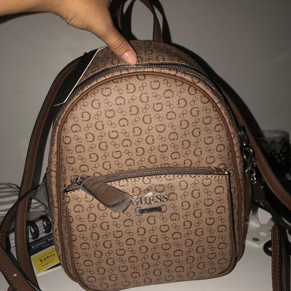 dfd9cc1ef Guess Bags   Backpack Purse   Poshmark